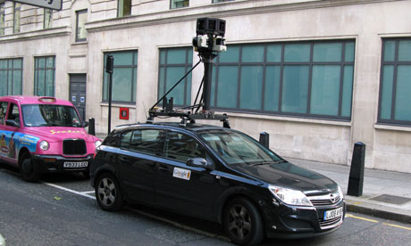 Google committed 'significant breach' over Street View ...