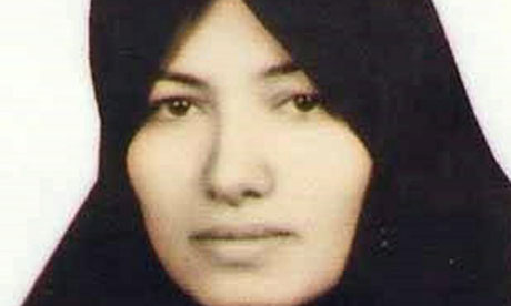 Sakineh Mohammadi Ashtiani was sentenced to death by stoning, having