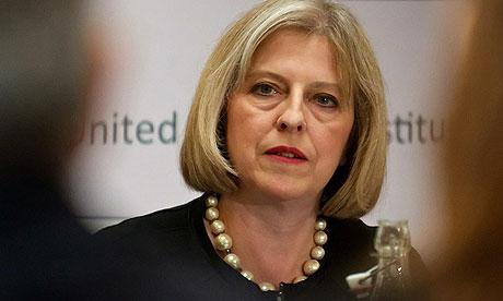 Theresa May counter-terrorism speech