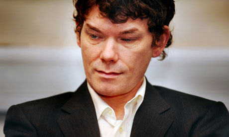Computer hacker Gary McKinnon