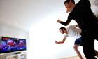 Kinect players