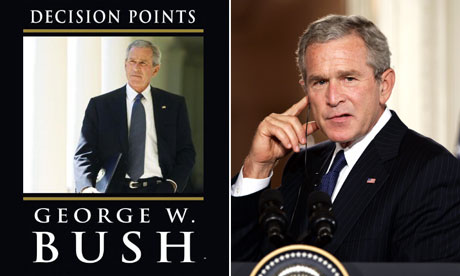 George Bush Decision Points