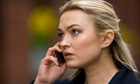 Sophia Myles as Beth Bailey in BBC's Spooks.