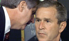 George Bush, September 11 reaction