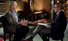 George Bush told NBC's Matt Lauer that critics of waterboarding should read his memoirs