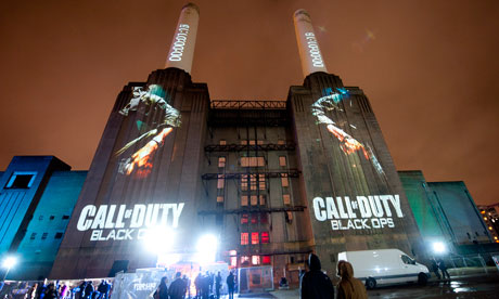 Call of Duty: Black Ops Launch Party, Battersea