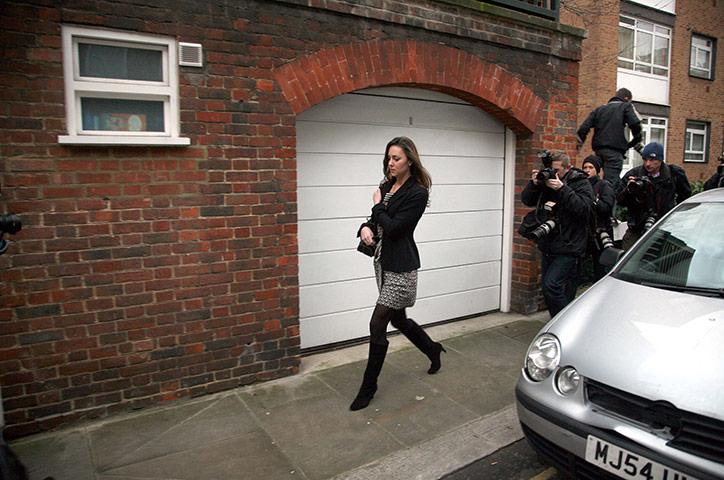 Kate Middleton Catherine Duchess Of Cambridge December
