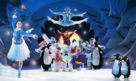Extra The Snowman