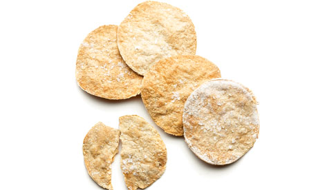 Salted oat crackers | Dan Lepard | Baking | Food | Life and style ...