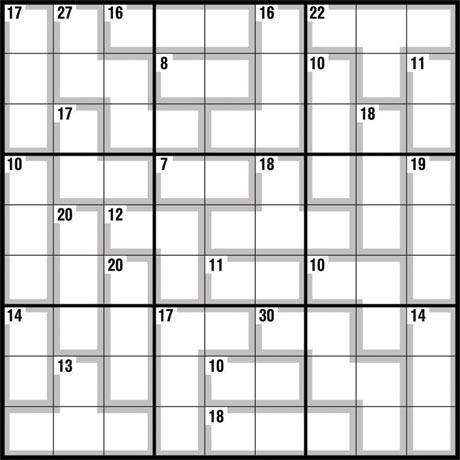 Observer killer sudoku 12.12.10