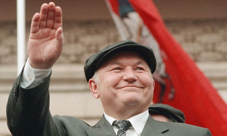 Yury Luzhkov WikiLeaks cables Moscow mayor presided over 39pyramid of