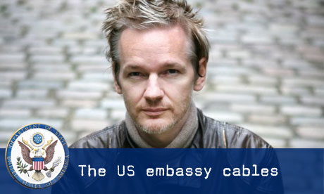 Julian Assange US embassy cables