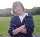 Nicky Wishart a pupil at Bartholomew School Eynsham