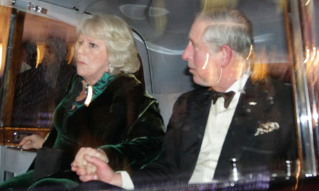 Charles and Camilla attack at student fees protest must face inquiry