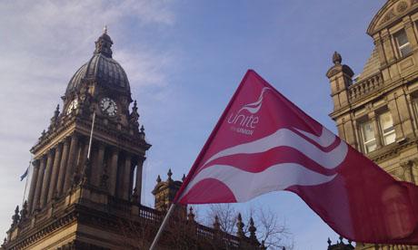 Leeds tax protest