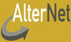 Alternet logo for Guardian Environment Network
