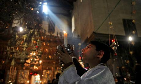 Extra - Xmas at Church of the Nativity