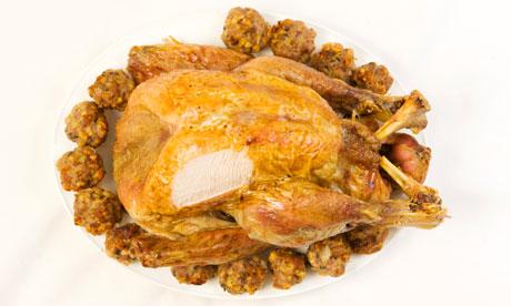 Felicity's turkey