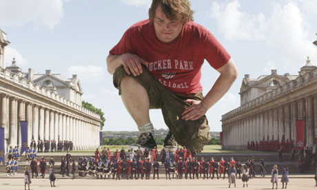 Clip joint: Giant people | Film | The Guardian