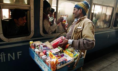 india train vendors