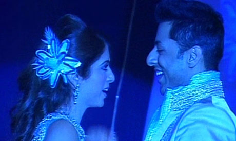 Anni and Shrien Dewani first dance video