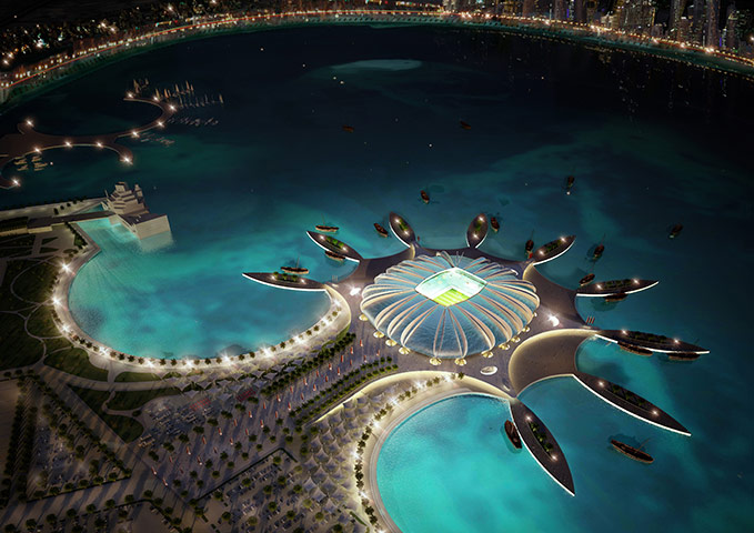 Qatar World Cup: Doha