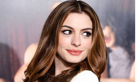 Anne Hathaway: 'I've been a shoddy vegetarian for years.