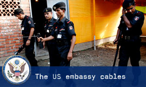 Rapid Action Battalion US embassy cables