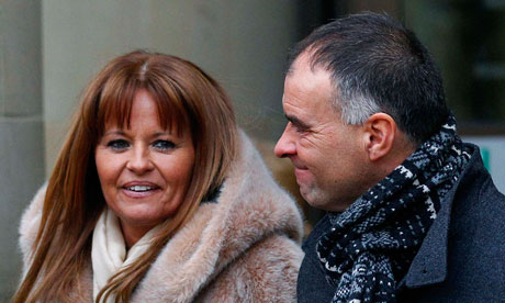 Gail and Tommy Sheridan