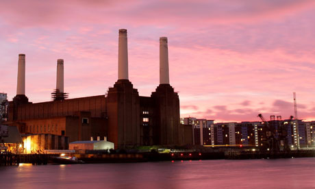 Irish property developers' grand vision for Battersea power station ...