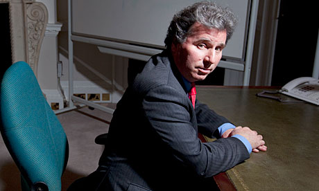 Oliver Letwin at the Cabinet Office