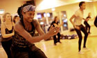 American fitness crazes hit the UK