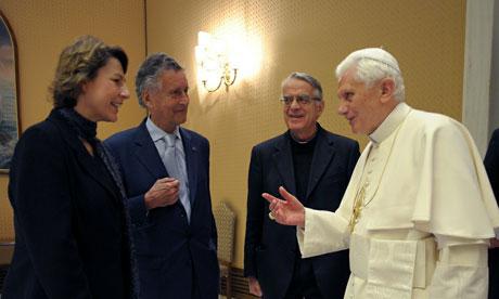 Pope Benedict XVI BBC