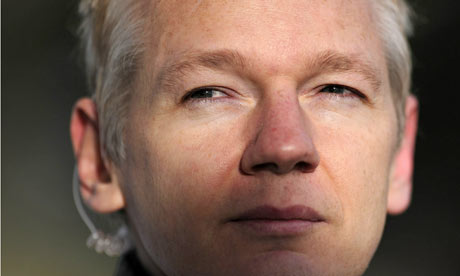 WikiLeaks founder Julian Assange address