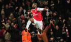 Alex Song, Arsenal v Chelsea - Premier League