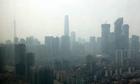 China's environmental damage