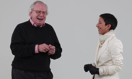 David Starkey and Bidisha