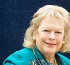 Lady Antonia Fraser becomes one of nine dames