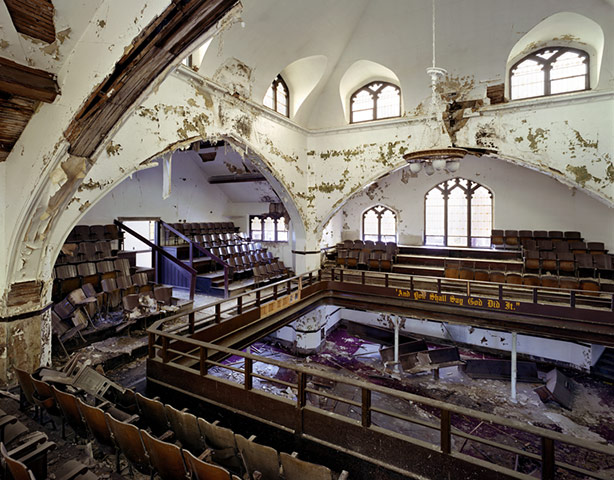Ruins of Detroit: East Methodist Church