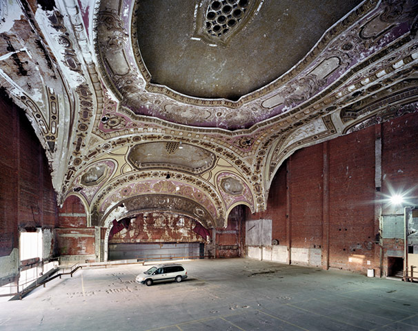 Ruins of Detroit: Michigan Theatre
