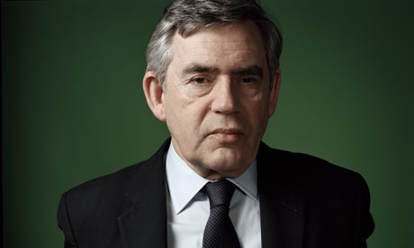 Gordon Brown.