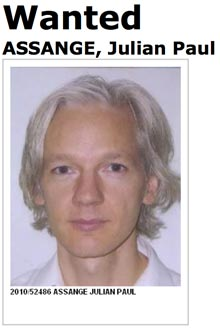 Assange-poster