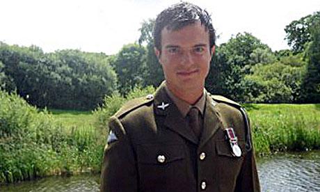 John Howard, fallen serviceman