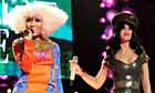 Nicki Minaj and Justin Bieber rank high in Google's Zeitgeist list for UK