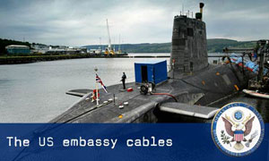 Trident US embassy cables