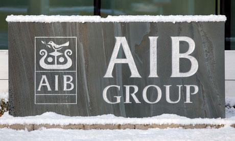 AIB sign