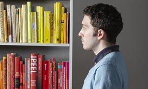 Jon Richardson: control freak