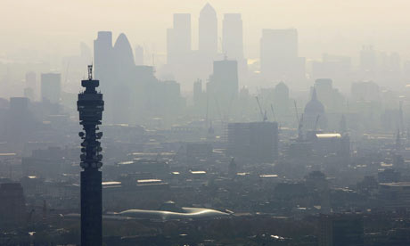 Londres a 320 gigapíxeles