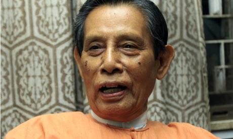 Tin Oo Burma frees prodemocracy deputy leader Tin Oo World