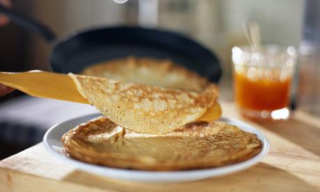 Crepe pancake